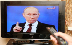 Владимир Путин © РИА Новости, Максим Богодвид