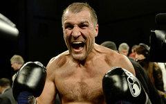 Сергей Ковалев. Фото с сайта kovalboxer.com