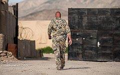 Немецкий солдат в Афганистане. Фото с сайта bundeswehr.de