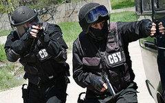 Спецназ СБУ. Фото с сайта bagnet.org