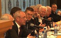 Фото с форума «Суверенитет культуры: время правды и справедливости»