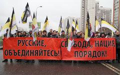 «Русский марш» в Люблино © KM.RU, Алексей Белкин