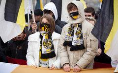 В Москве состоялся «Русский марш» © KM.RU, Кирилл Зыков