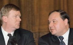 Анатолий Чубайс и Егор Гайдар © РИА Новости, Игорь Михалев