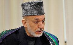 Хамид Карзай. Фото с сайта defense.gov