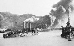Оборона Порт-Артура во время Русско-японской войны © РИА Новости