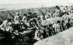 Русские солдаты на Русско-японской войне. Фото К.Булла с сайта wikimedia.org