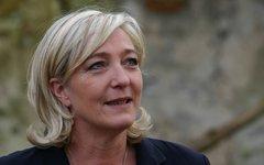 Марин Ле Пен. Фото с сайта frontnational.com