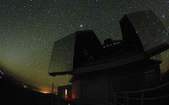 Магелланов телескоп в Чили. Фото с сайта kathrynneugent.com