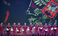 Игроки сборной России по футболу © РИА Новости, Александр Вильф