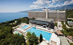 Гостиничный комплекс «Ялта-Интурист». Фото с сайта hotel-yalta.com