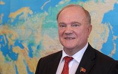 Геннадий Зюганов © РИА Новости, Владимир Федоренко
