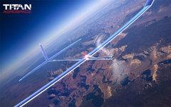 Беспилотник Solara 50. Фото с сайта titanaerospace.com