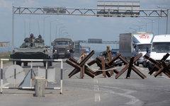 Военная техника ополченцев © РИА Новости, Михаил Воскресенский