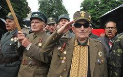 Ветераны УПА во Львове © РИА Новости, Павел Паламарчук