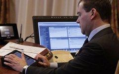 Дмитрий Медведев. Фото пользователя Twitter @wo1demar