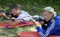 Упражнение курсантов в стрельбе © KM.RU, Анастасия Ермолова