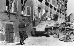 Варшавское восстание как часть информационной войны Запада против России