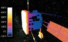 Термическая модель спутника Solar Orbiter. Фото с сайта fian-inform.ru