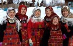 «Бурановские бабушки». Фото с сайта eurovision.tv
