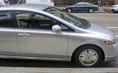 Автомобиль службы Zipcar в Вашингтоне. Фото с сайта wikimedia.org
