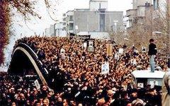Как свергли иранского шаха