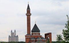 Мемориальная мечеть на Поклонной горе © KM.RU, Алексей Белкин