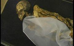 Фотография мумии принцессы Укока. Фото Kobsev с сайта wikimedia.org