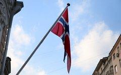 Флаг Норвегии © KM.RU, Алексей Белкин