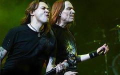 Михаил Житняков и Валерий Кипелов  © KM.RU, Алексей Иванов