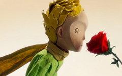 Кадр из мультфильма «Маленький принц»