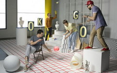 OK GO. Фото с сайта yotaspace.ru