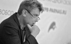 Борис Немцов. Фото с сайта sledcom.ru