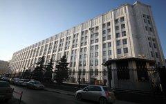 Здание Минобороны РФ © KM.RU, Алексей Белкин