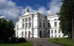 Томский государственный университет. Фото Maximaximax с сайта wikimedia.org