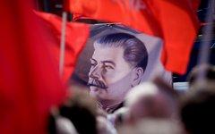 Митинг КПРФ © KM.RU