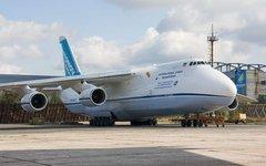 Ан-124-100 авиакомпании «Antonov Airlines». Фото Dmitry A. с сайта wikimedia.org