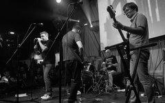 «Банда четырех». Фото Ольги Смолокуровой-Коробовой