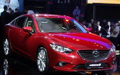 Mazda6 © KM.RU, Кирилл Савченко