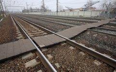 Железнодорожные пути © KM.RU, Алексей Белкин