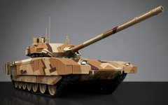 Танк «Армата» Т-14. Фото с сайта uvz.ru