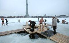 Праздник Крещения Господня © KM.RU, Кирилл Зыков