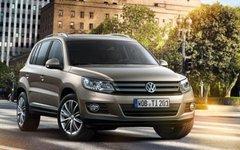 Volkswagen Tiguan. Фото с сайта volkswagen.de