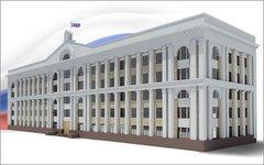 Финансовый университет. Фото с сайта fa.ru