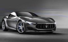 Концепт Maserati Alfieri. Фото: Maserati