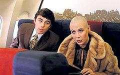 Дарья Юргенс с Сергеем Бодровым в «Брате-2». Фото с сайта kino-teatr.ru