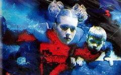 Обложка первого издания «Урагана» с кадром из клипа «Два корабля»