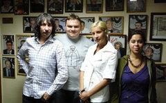 A'Studio на «Эхе Москвы». Фото с сайта ru.wikipedia.org