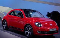 Volkswagen Beetle © KM.RU, Кирилл Савченко