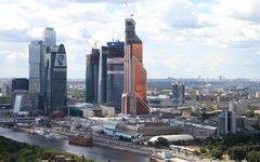 Москва-Сити © KM.RU, Илья Шабардин
